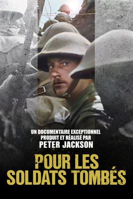 Peter Jackson - Pour les soldats tombés illustration