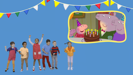 Peppa Party Time - Peppa Pig