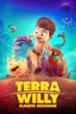 Affiche du film Terra Willy : Planète inconnue