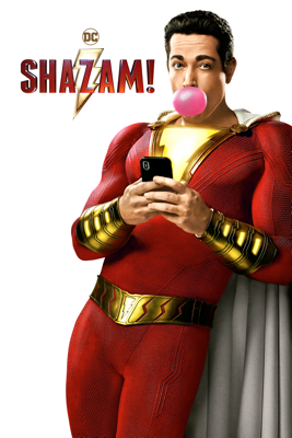 David F. Sandberg - Shazam ! illustration