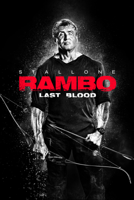 Adrian Grünberg - Rambo: Last Blood  artwork