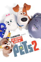 Chris Renaud - The Secret Life of Pets 2 artwork