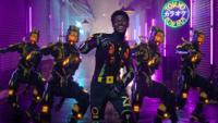 Lil Nas X - Panini artwork