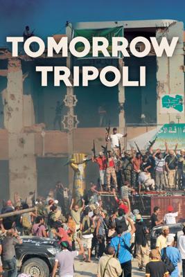 Florent Marcie - Tomorrow Tripoli illustration