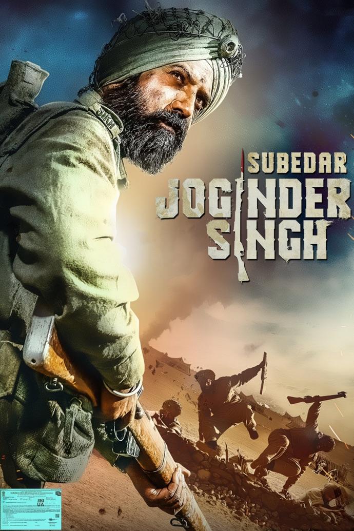 Subedar Joginder Singh (2018) Hindi Itunes WEB-DL