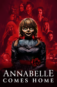 Annabelle Comes Home cover