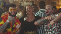Pedro Capó, Alicia Keys & Farruko - Calma (Alicia Remix - Official Video) artwork