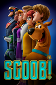 SCOOB! - Tony Cervone Cover Art