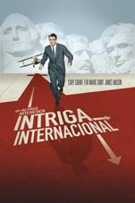 Capa do filme Intriga Internacional (North by Northwest)