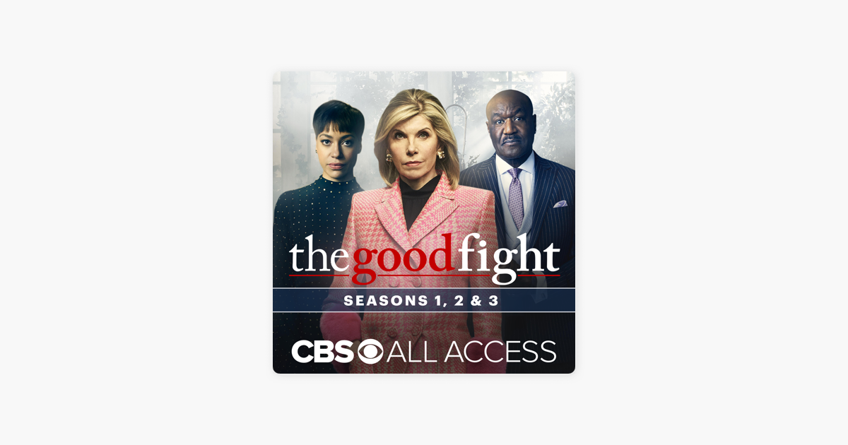 The Good Fight Seasons 1 3 On Itunes That program tilted left politically but did not try to alienate half the country. itunes apple