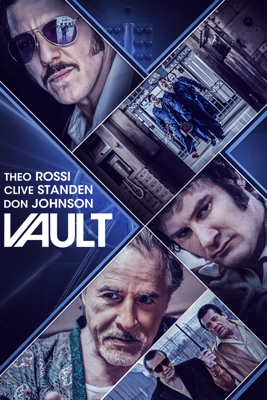Tom DeNucci - Vault  artwork