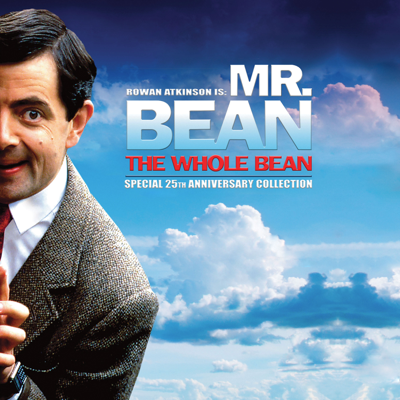 Mr. Bean: The Whole Bean, The Complete Series HD Download