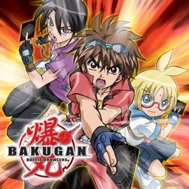Bakugan Battle Brawlers, Season 4