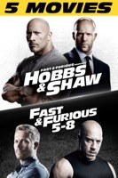 Hobbs & Shaw 5-Movie Bundle (iTunes)