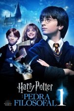 Capa do filme Harry Potter e a Pedra Filosofal
