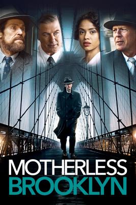 Motherless Brooklyn - Edward Norton