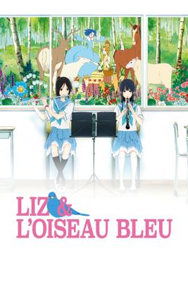 Naoko Yamada - Liz & l'oiseau bleu illustration