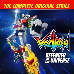 Voltron: Defender of the Universe: The Complete Series