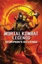 Affiche du film Mortal Kombat Legends : Scorpion\'s revenge