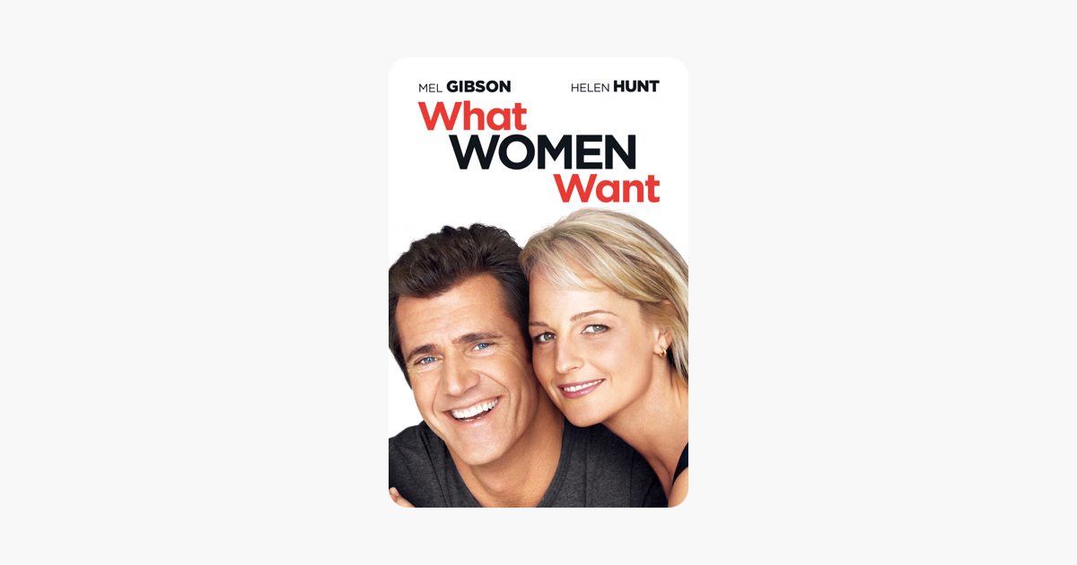 What Women Want on iTunes