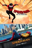 Spider-Man: Into the Spider-Verse / Spider-Man: Homecoming (iTunes)