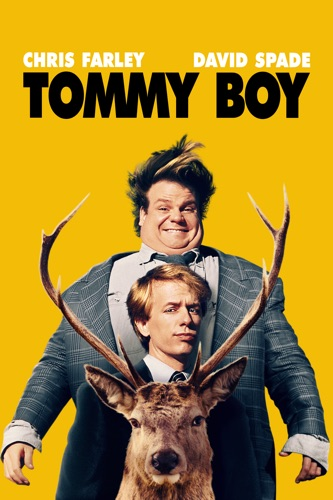 Tommy Boy movie poster