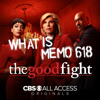 The Good Fight - The Gang deals with alternative artwork of reality