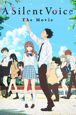 ‎A Silent Voice: The Movie on iTunes
