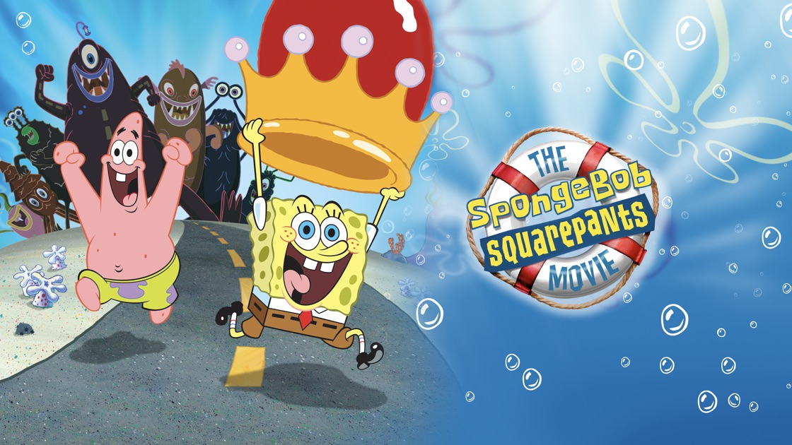 The Spongebob Squarepants Movie On Apple Tv Alec baldwin, clancy brown, jeffrey tambor, thomas f. the spongebob squarepants movie on apple tv