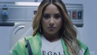 Demi Lovato - Dancing With The Devil artwork
