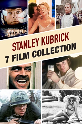 Poster for Stanley Kubrick 7 Film Collection