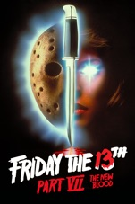 Capa do filme Friday the 13th Part VII: The New Blood (Legendado)