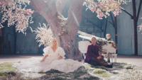 A Great Big World & Christina Aguilera - Fall On Me artwork