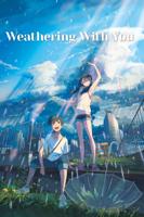 Makoto Shinkai - Weathering With You - Das Mädchen, das die Sonne berührte artwork