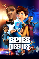 Troy Quane & Nick Bruno - Spies in Disguise artwork