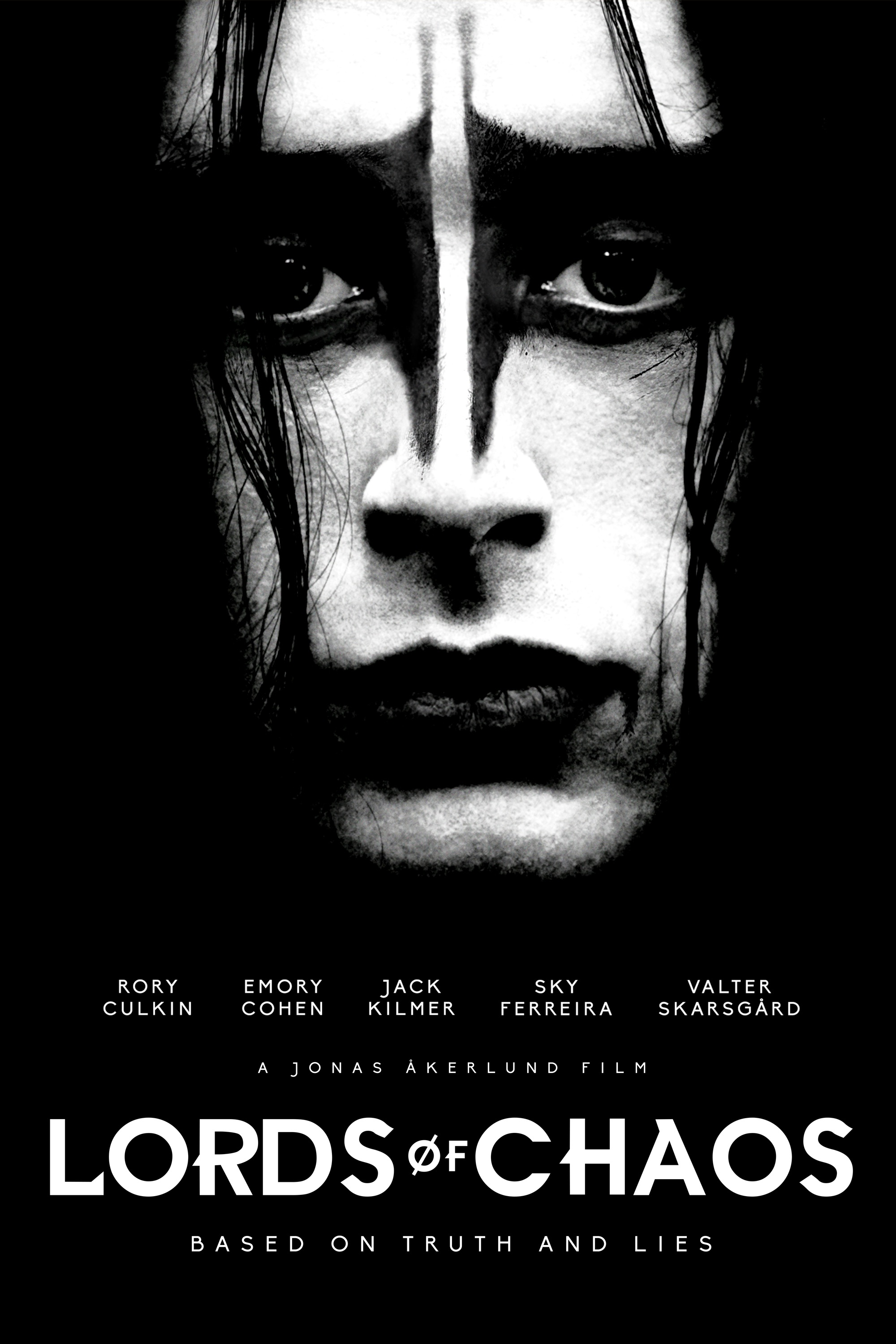 Lords of Chaos (DVD + Blu-ray)