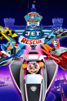 Charles E. Bastien - PAW Patrol: Jet to the Rescue artwork