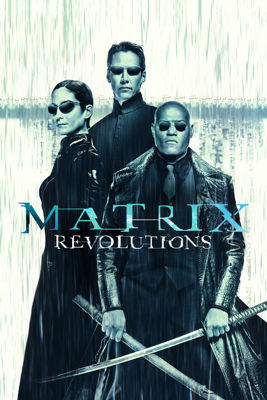 Andy Wachowski & Larry Wachowski - The Matrix Revolutions illustration