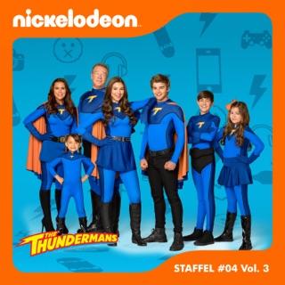 Die Thundermans Staffel 3