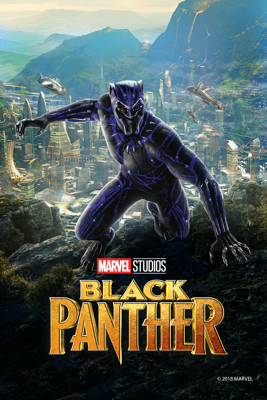 Ryan Coogler - Black Panther (2018)  artwork