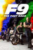 F9: The Fast Saga - Justin Lin Cover Art