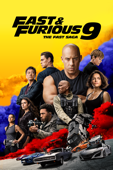 Fast & Furious 9 - Justin Lin Cover Art
