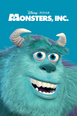 Pixar - Monsters, Inc.  artwork