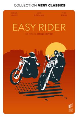 Dennis Hopper - Easy Rider illustration