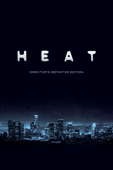 Heat (1995) - Michael Mann Cover Art