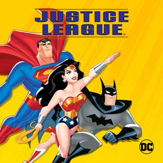 Justice League Unlimited The Complete Series On Itunes