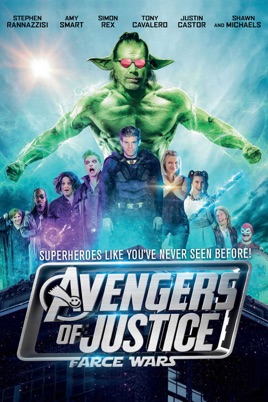 Avengers of Justice: Farce Wars on iTunes