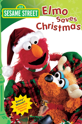 Elmo Saves Christmas - Emily Squires