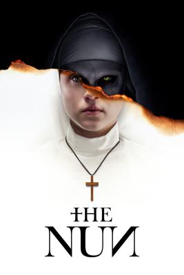 Corin Hardy - The Nun (2018)  artwork