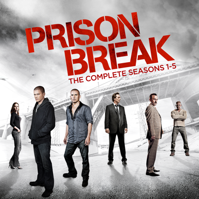 Prison Break, The Complete Series HD Download